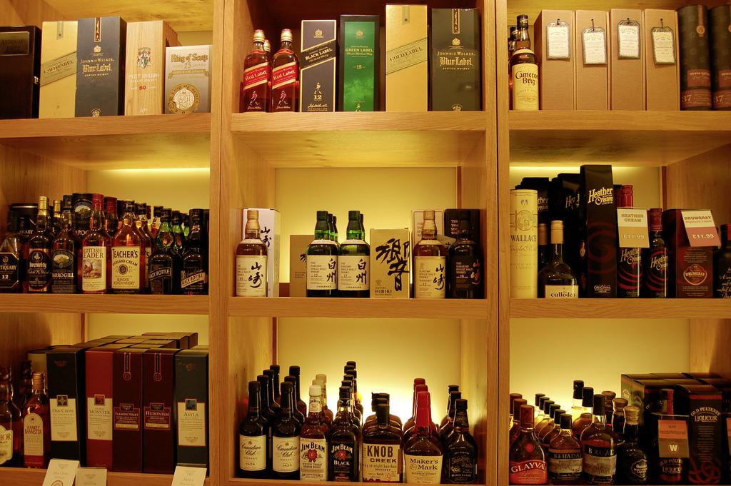 donde comprar whisky establecimiento