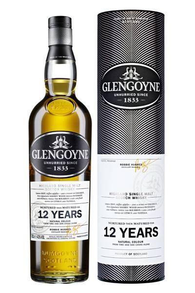 glengoyne 12 años