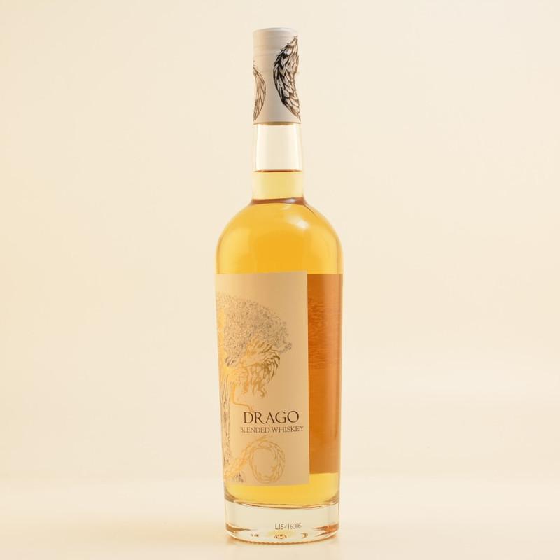 Drago el whiskey canario