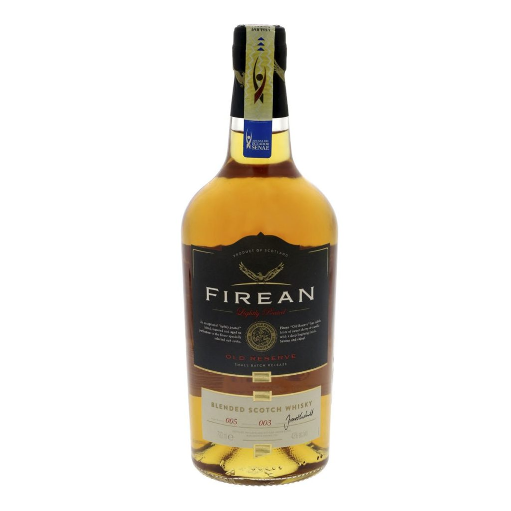 Firean Blended Scotch Whisky