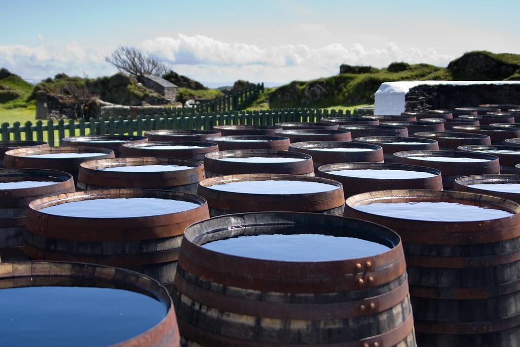 Cómo se hace el whisky