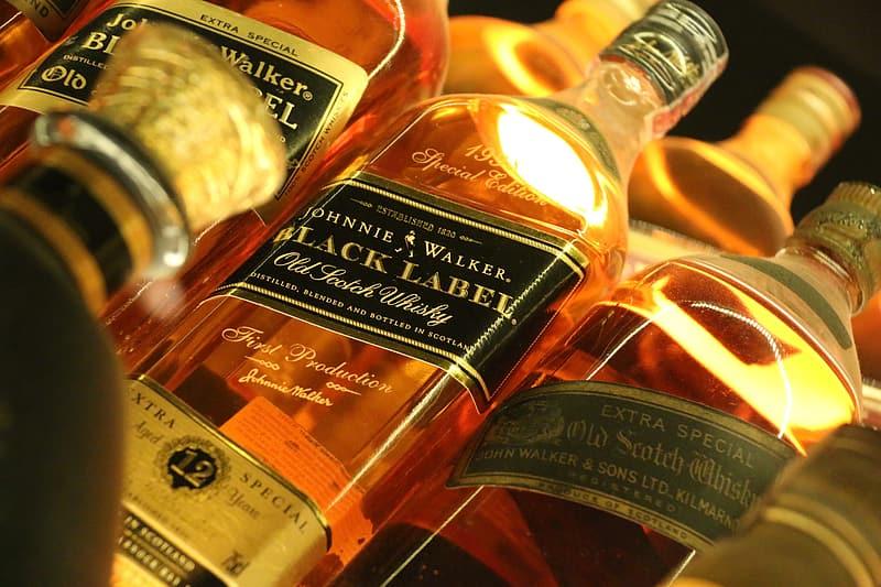 La nueva botella de Johnnie Walker