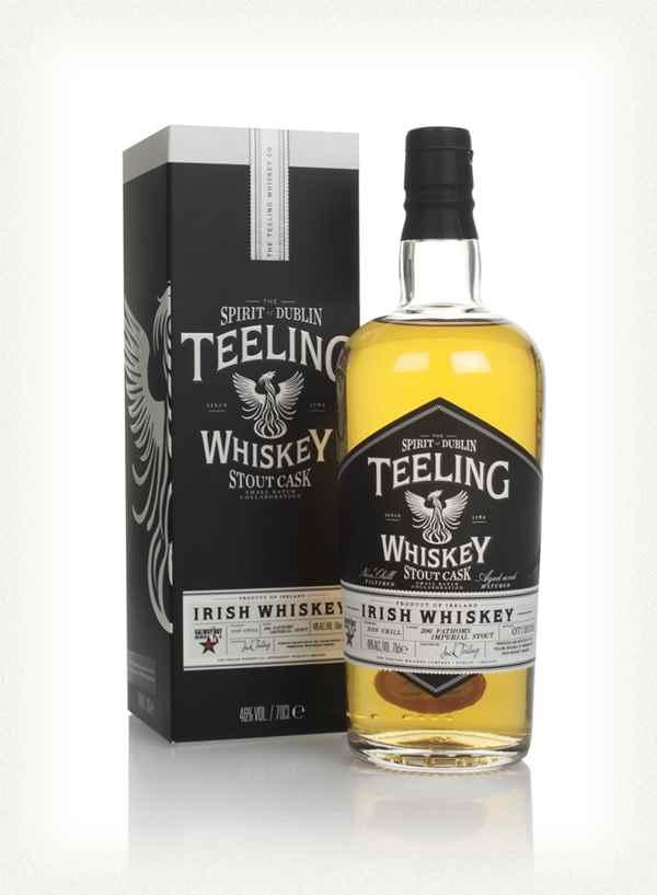 Teeling Whiskey Stout Cask