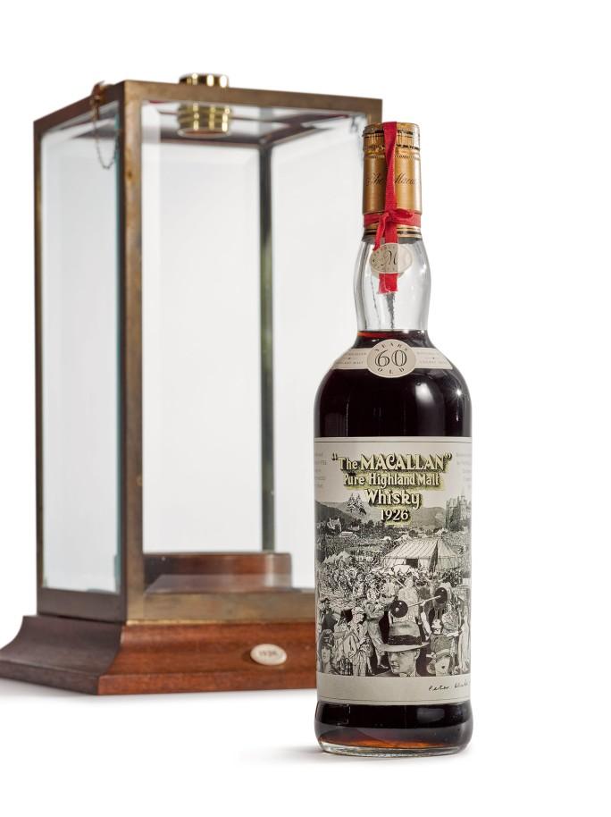 El whisky más caro del mundo