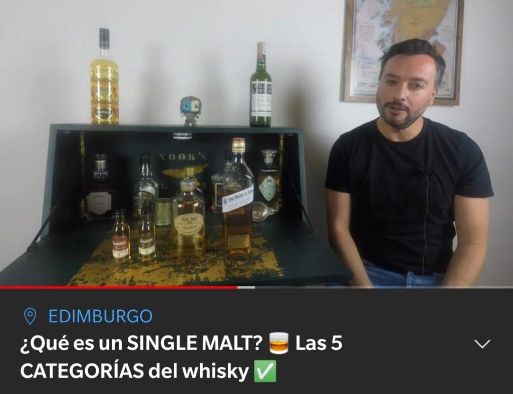 WdeWhisky en YouTube