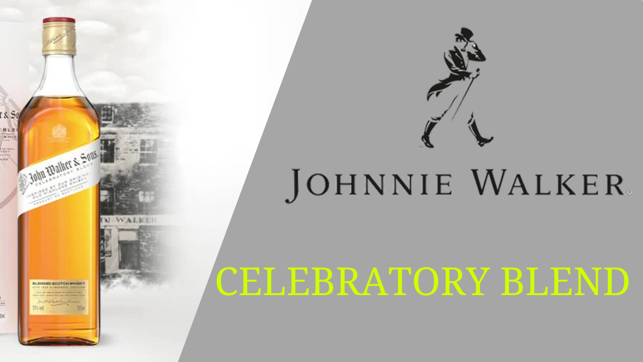 John Walker Celebratory Blend